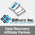 We are proud to be a Gillware Data Recovery Affiliate Partner, data recovery even if your hard drive has crashed